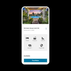 Property detail request TourNow